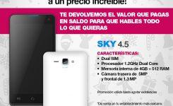 Promo Sky Guatemala